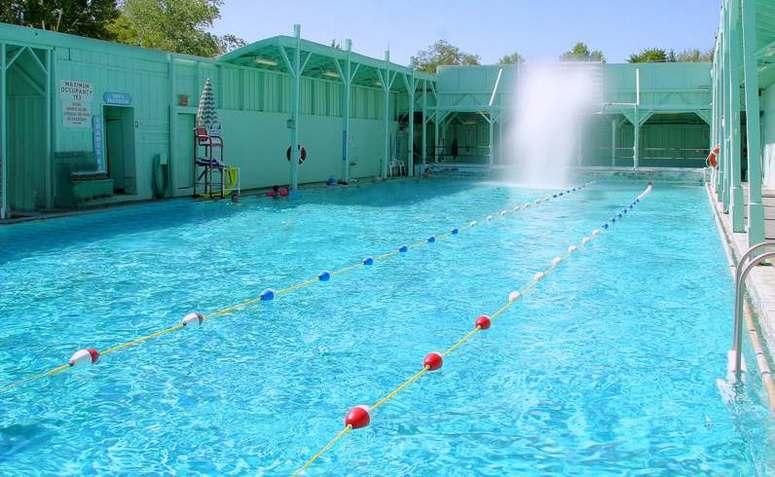 Keough's Hot Springs Resort