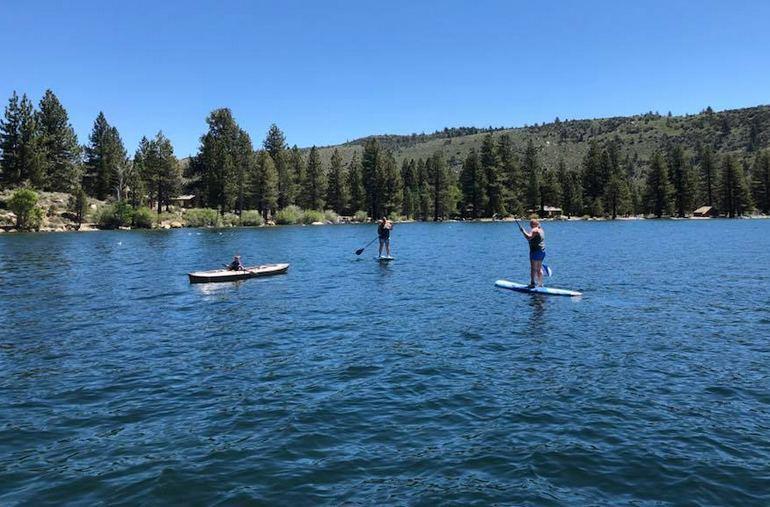 Summer at Twin Lakes