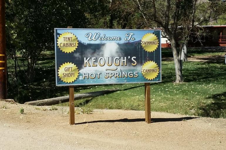 Keough's Hot Springs