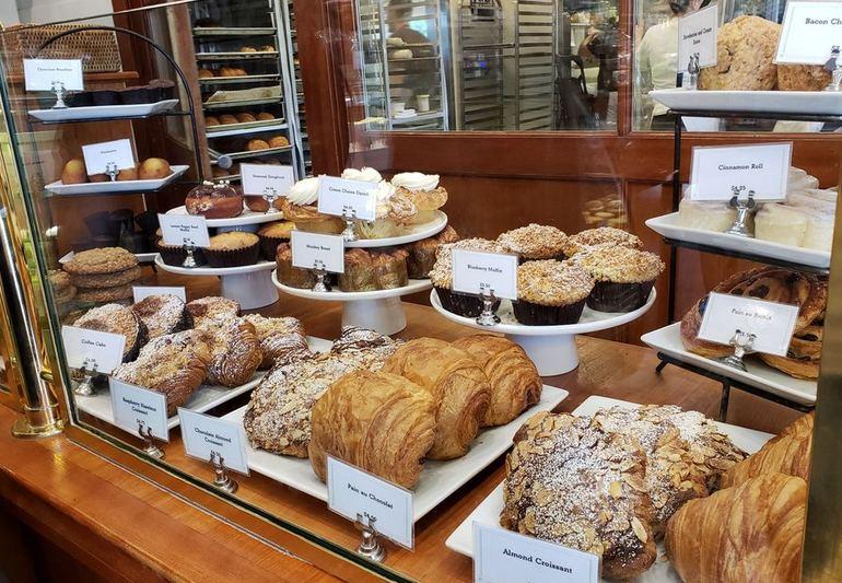 Bouchon Bakery Yountville