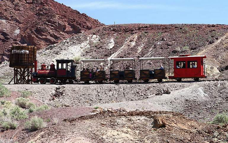 Calico & Odessa Railway
