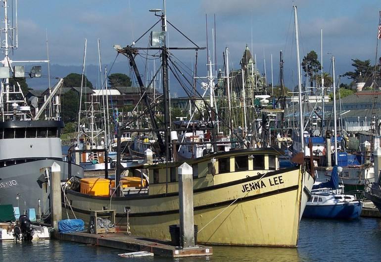 Port of Humboldt Bay