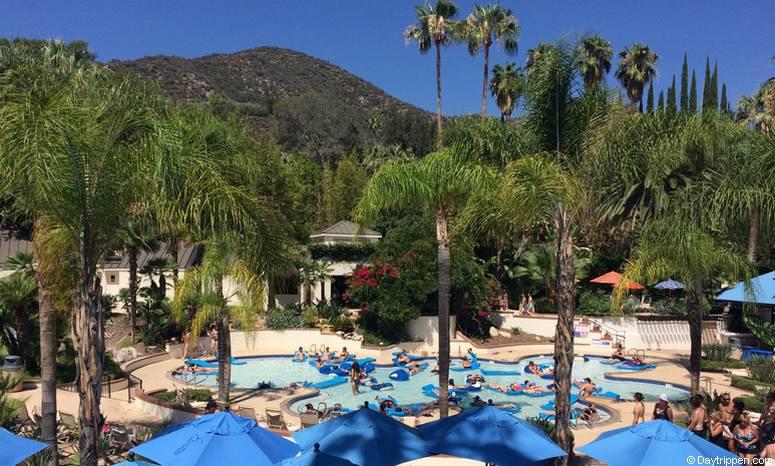 Getaway Glen Ivy Hot Springs Spa Day Trip