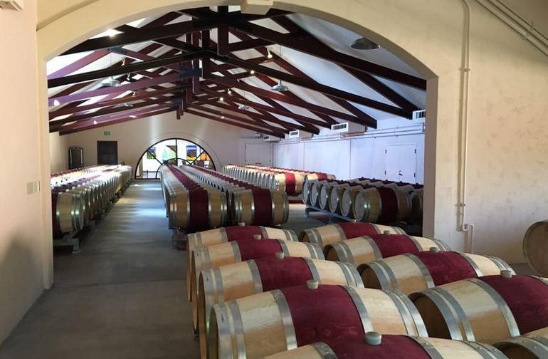 Groth Vineyards Oakdale