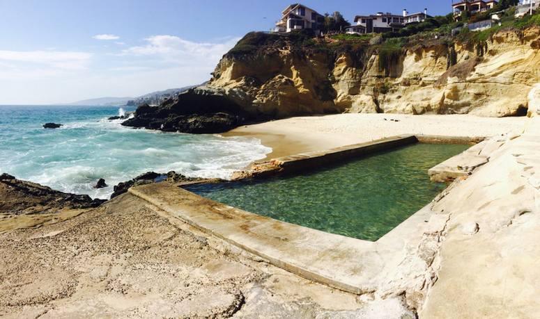 1000 Steps Beach South Laguna