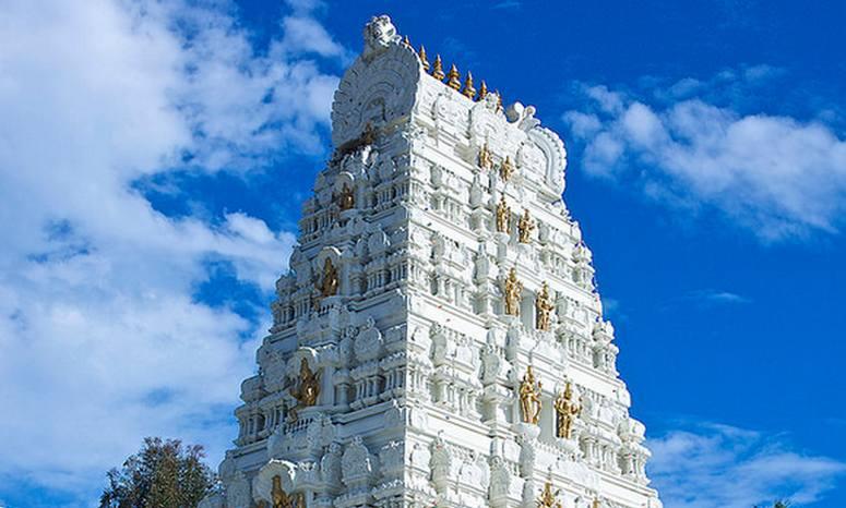 Hindu Temple Calabasas, CA