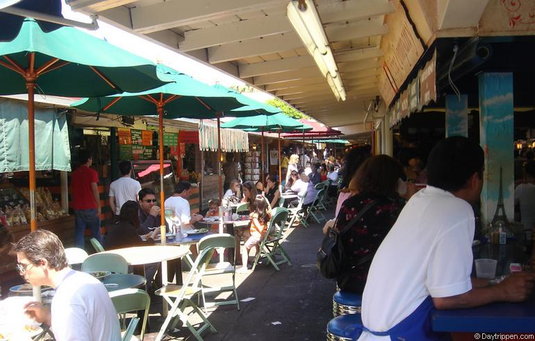 Los Angeles Farmers Market Day Trip