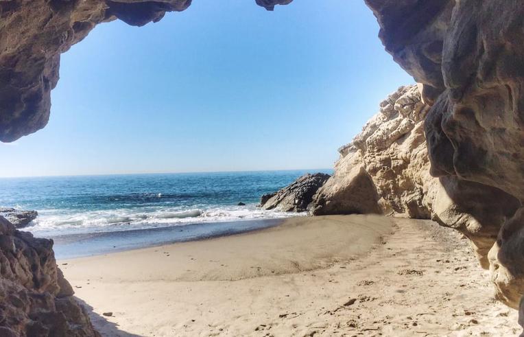 Leo Carrillo State Beach Cave