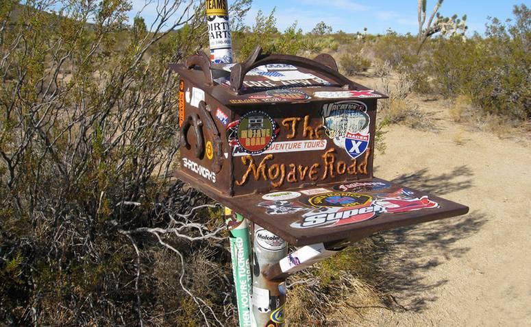 Mojave Mail Box