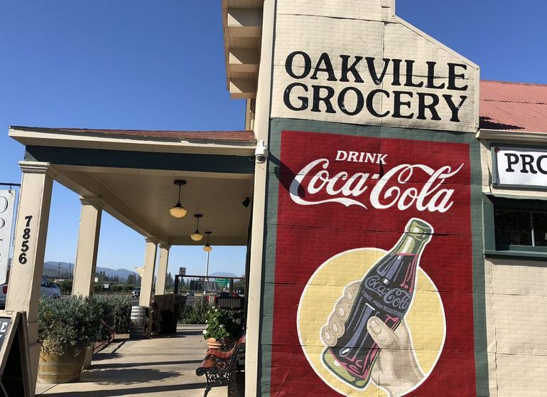 Oakville Grocery Napa Valley CA