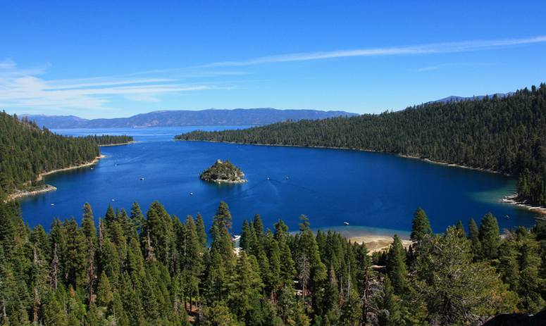 California Lakes Lake Tahoe