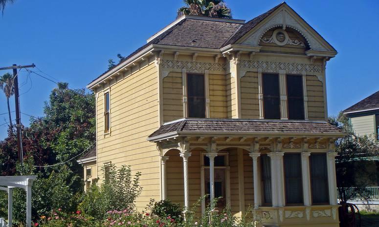 John Ford House built in 1887