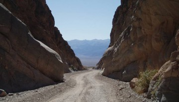 Titus Canyon Off Road Trip to Death Valley