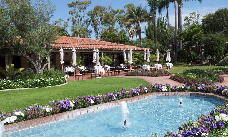 Café Jardin Sherman Gardens Corona Del Mar