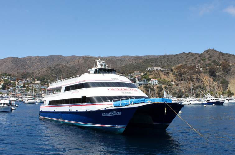 Catalina Island for Mothers Day