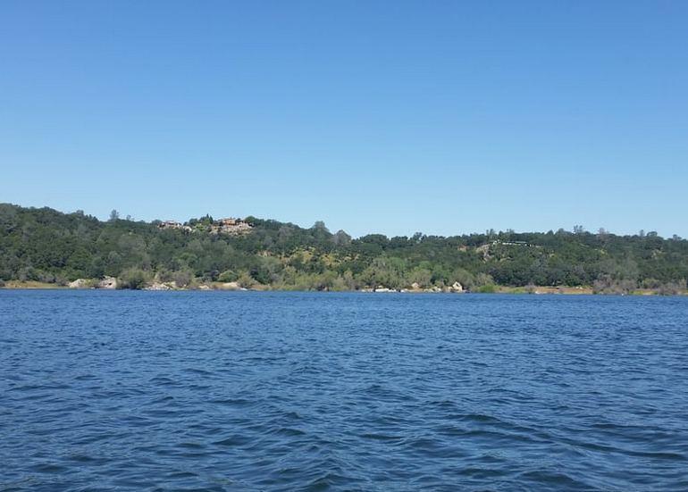Folsom Lake California Boating