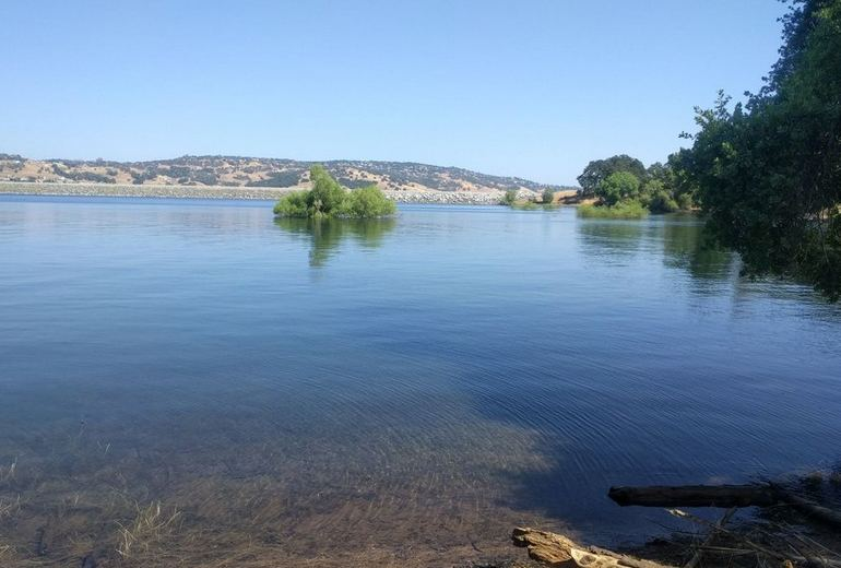 Folsom Lake California Cove