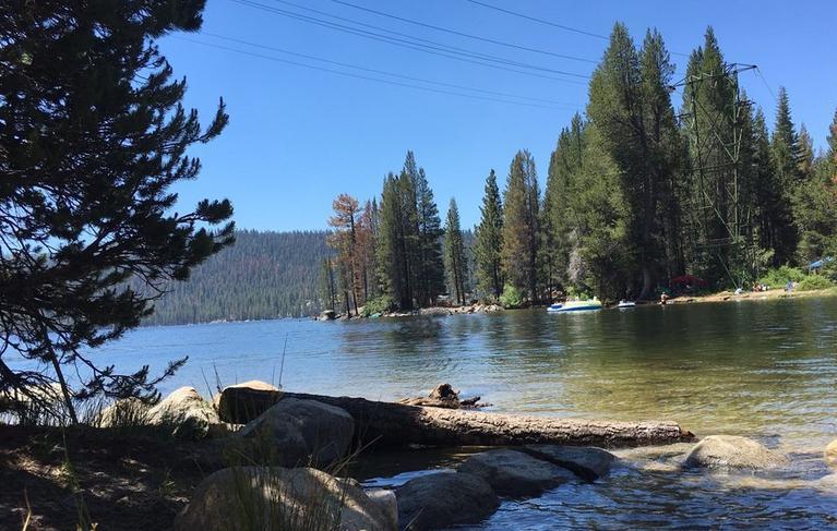California Lakes Huntington Lake