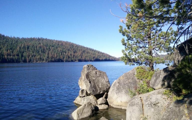 Huntington Lake Day Trip