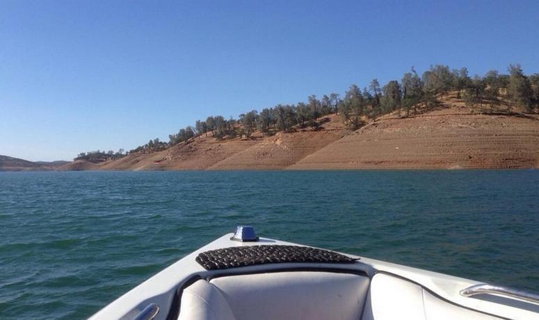 Don Pedro Lake Northern California