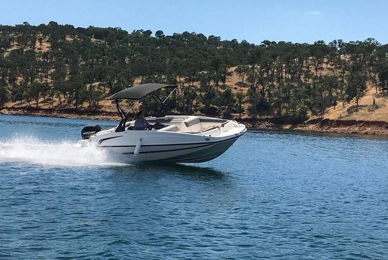 Don Pedro Lake Day Trip