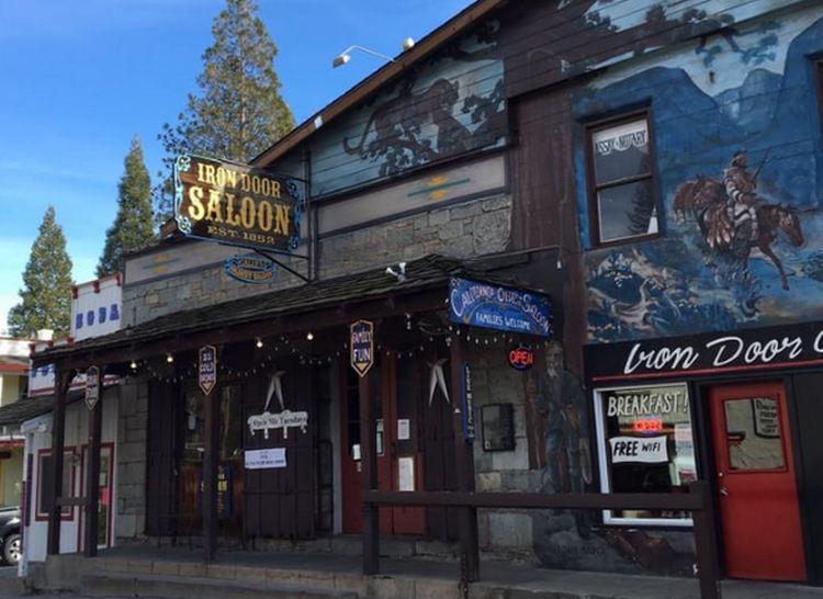 Iron Door Saloon Groveland