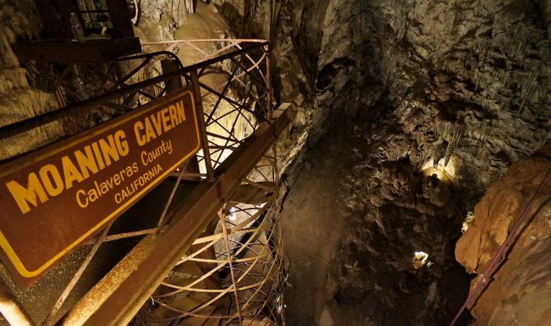 Black Chasm Cavern Adventure Park