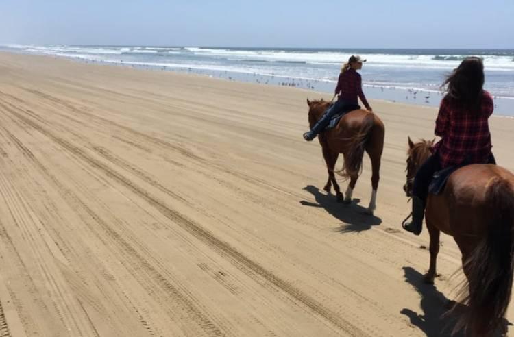 Pismo Beach Horseback Riding