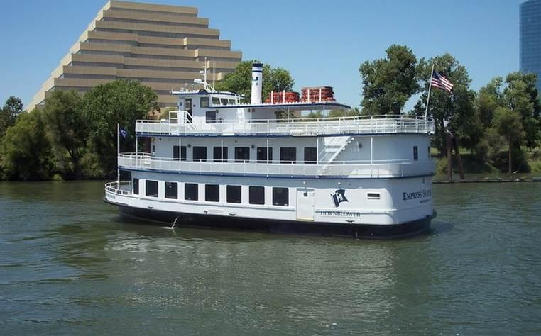 Sacramento Riverboat Cruise
