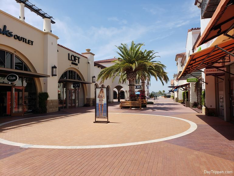 San Clemente Outlet Mall
