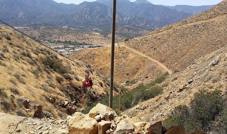 Skull Canyon Zip Line Adventure
