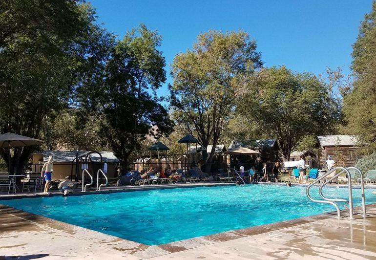 El Capitan Canyon Swimming Pool