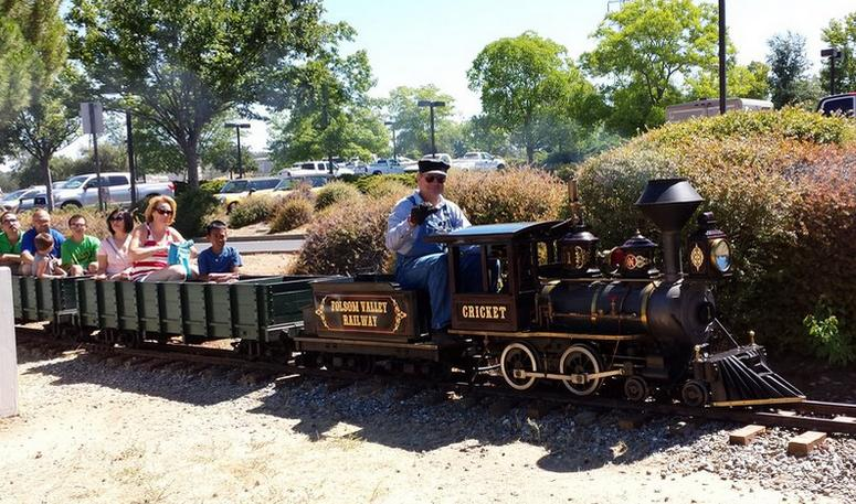 Folsom Valley Railway