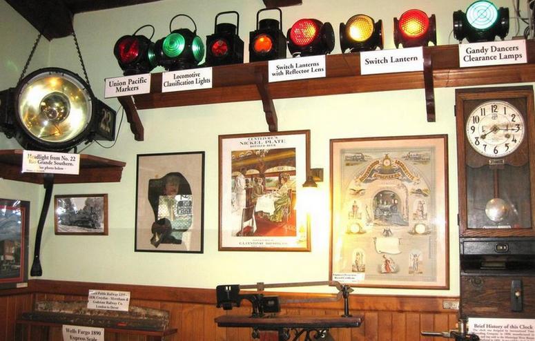 Lomita Railway Museum