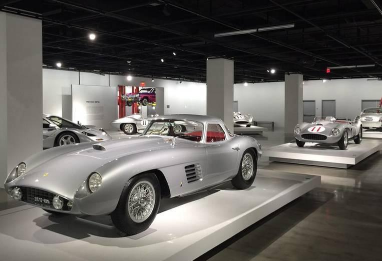 Petersen Automobile Museum Los Angeles