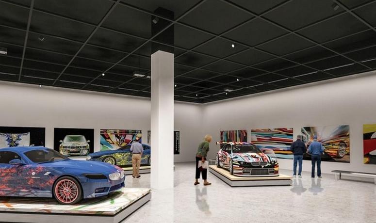 Petersen Automobile Museum