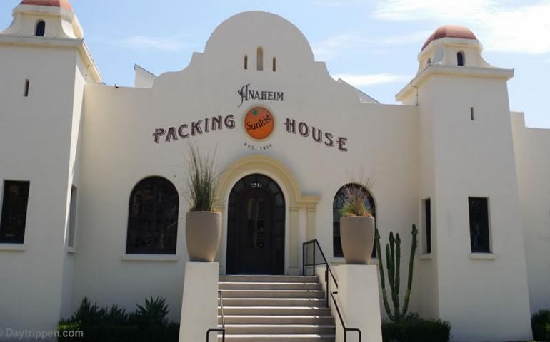 Day Trip Anaheim Packing House