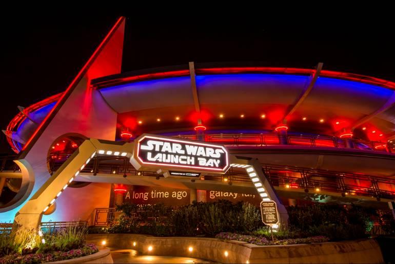 Star Wars Ride