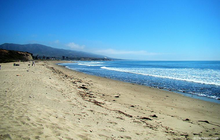 Trestles Beach Southern California