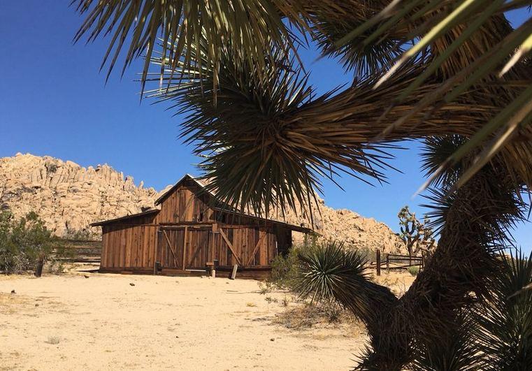 Howard Ranch Barn