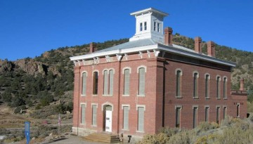 Belmont Ghost Town Nevada Day Trip