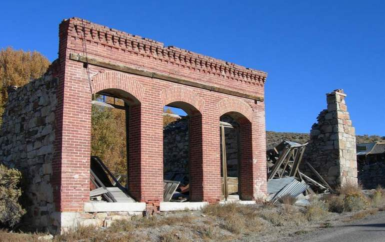 Belmont Ghost Town
