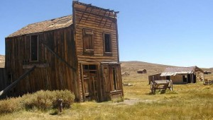 Top 10 California & Nevada Ghost Towns