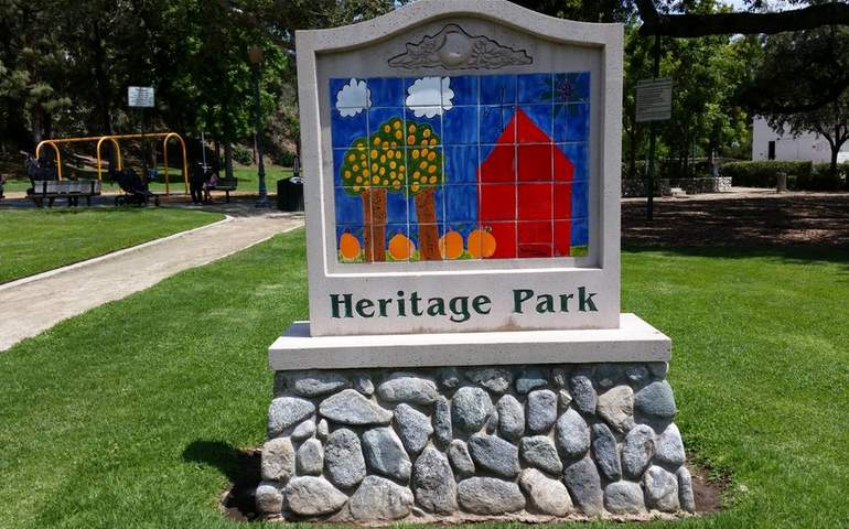 Heritage Park La Verne