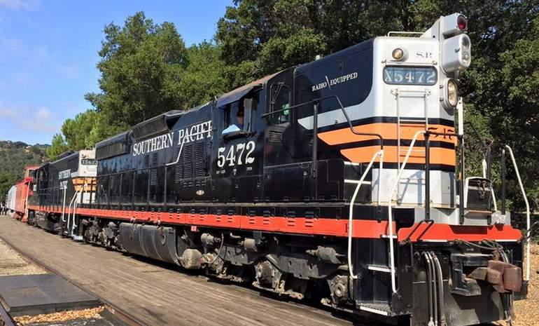 Niles Canyon Railroad