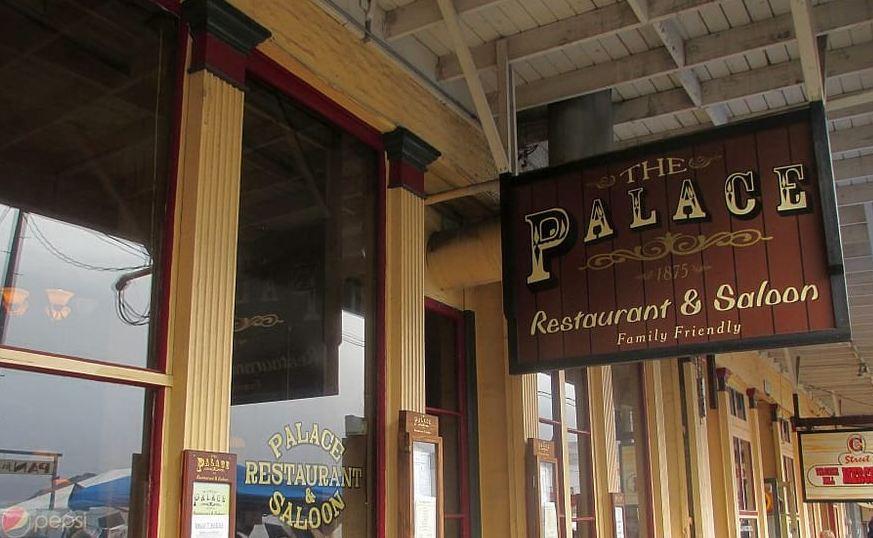Palace Restaurant & Saloon