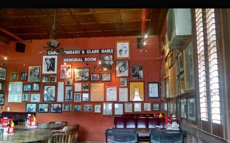 Clark Gable Carole Lombard Memorial