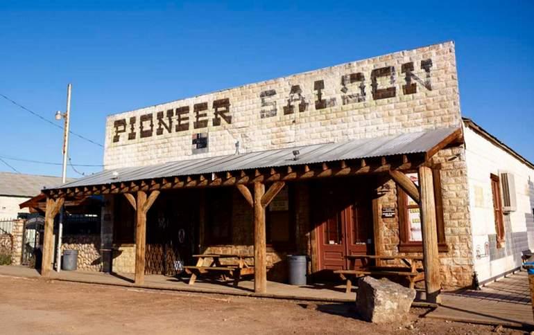 Goodsprings Pioneer Saloon