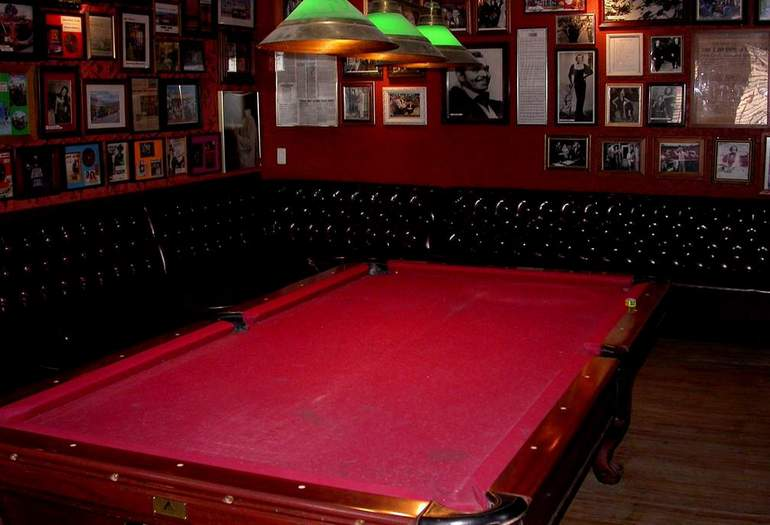 Pioneer Saloon Pool Table