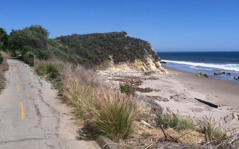 Refugio State Beach Bike Trail